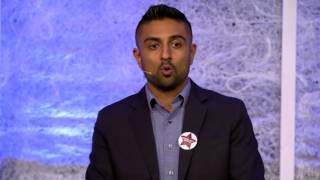 The Surprising Truth About Inspiring Others | Jaymin Patel | TEDxUHasselt thumbnail