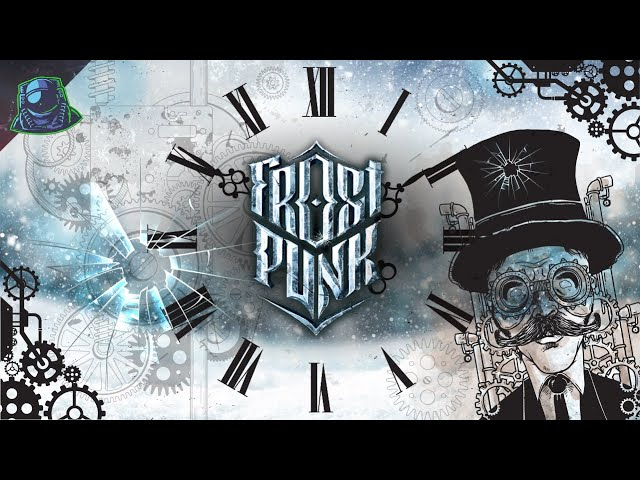Frostpunk #3 The Last Autumn - Manufacturing & Fishing - Let's Play