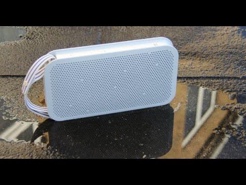 Test af B&O Beoplay A2 Active - bedste vandtætte bluetooth højtaler