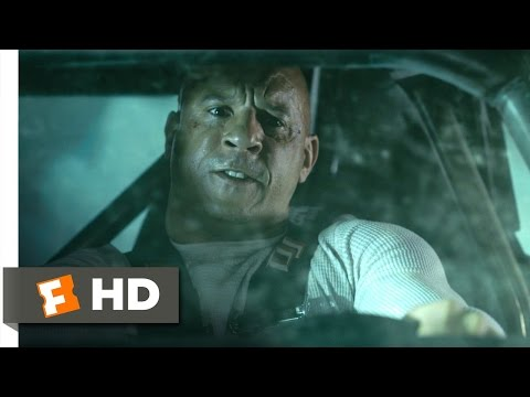 Furious 7 (9/10) Movie CLIP - Don