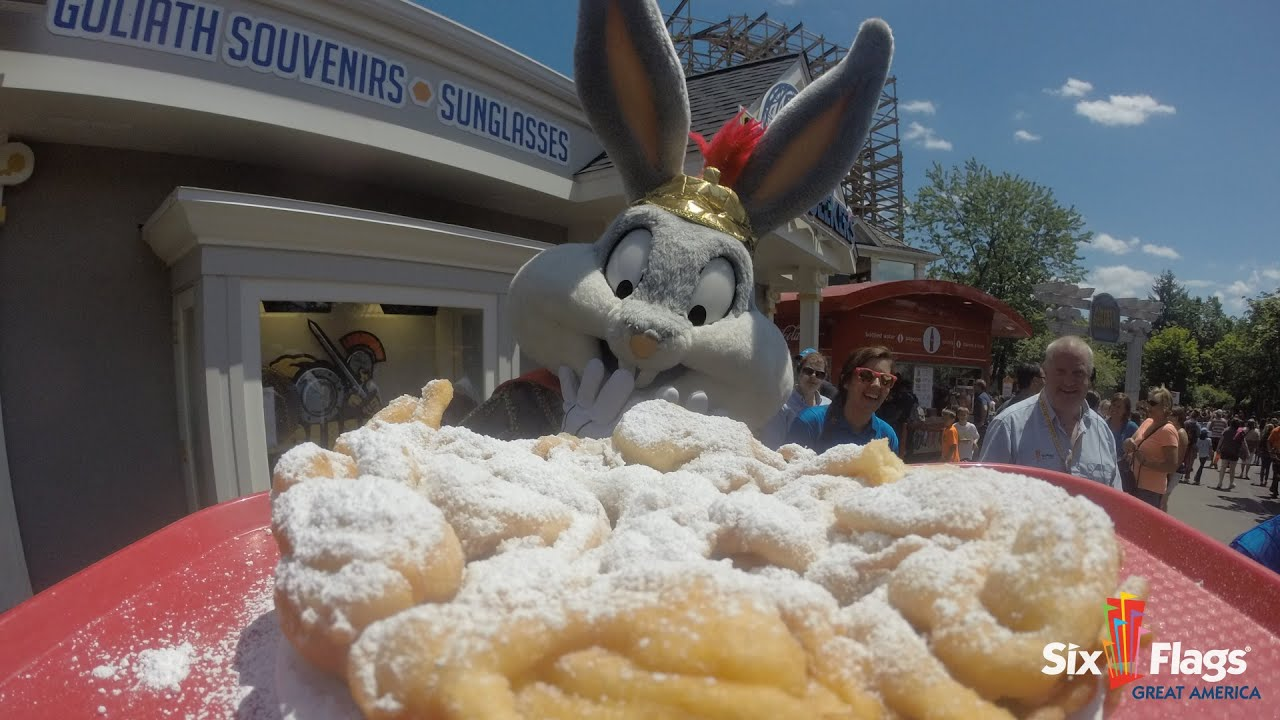How To Make A Great Funnel Cake