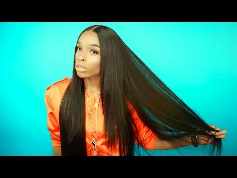 Celie Hair  Aliexpress   Brazilian Straight hair with Lace Frontal Closure