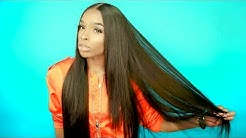 Celie Hair ( Aliexpress ) | Brazilian Straight hair with Lace Frontal Closure
