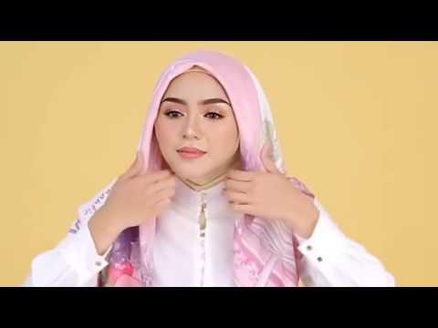 Easy & Casual Hijab Tutorial - Part 4