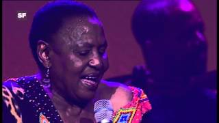Miriam Makeba - Malaika (Live at AVO Session (Basel) Switzerland - 2006)