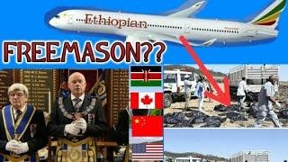 SIRI NZITO AJALI YA NDEGE ETHIOPIAN AIR LINE/737 ET-302.