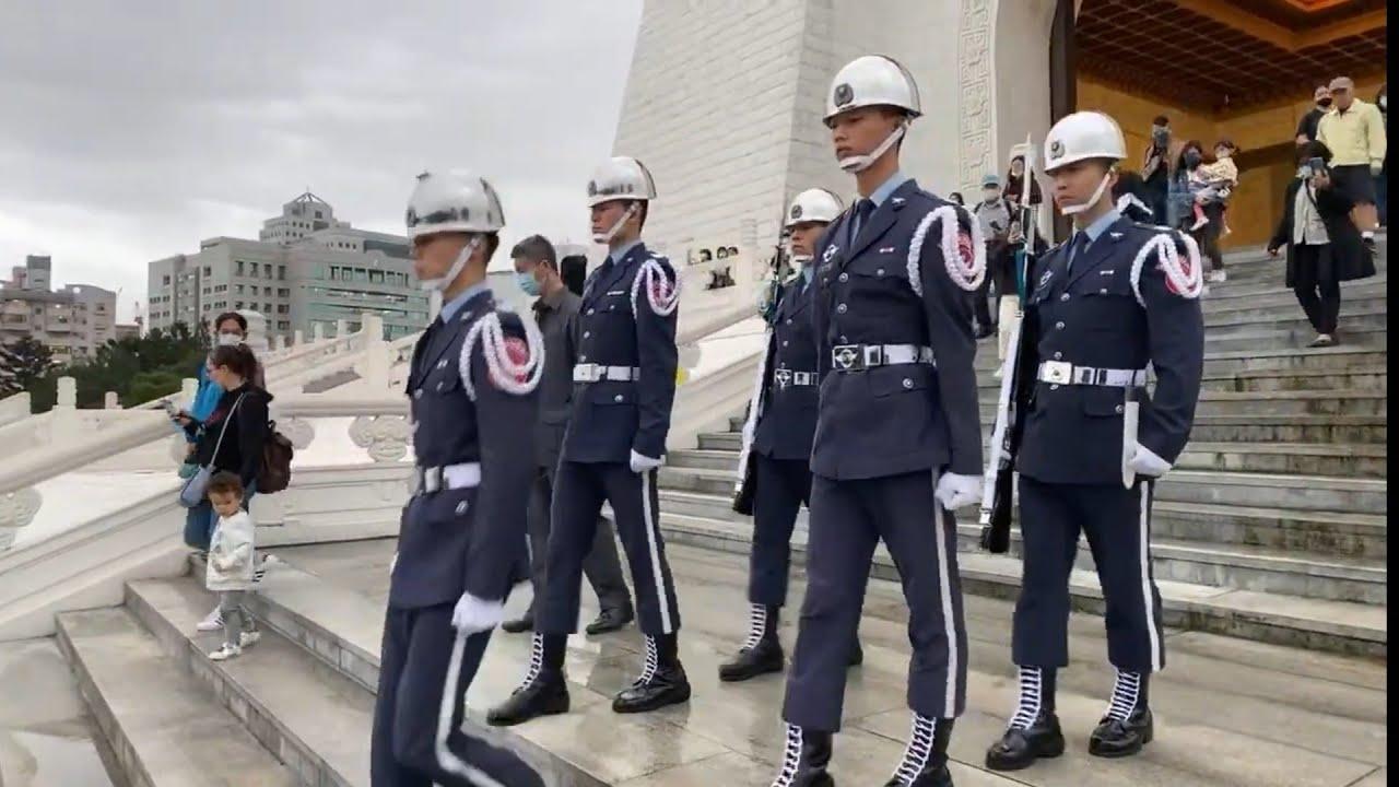 國軍超帥 第3集[一刀未剪 全記錄] #空軍儀隊交接#降旗
