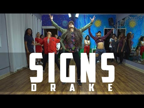 Signs - Drake - Choreography by Taylor Dominguez