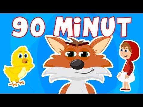 MIX - LISEK ŁAKOMCZUSZEK - ŚPIEWAJĄCE BRZDĄCE 90 MINUT TELEDYSKÓW  😀😘😜