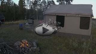 Unconventional Wall Tents