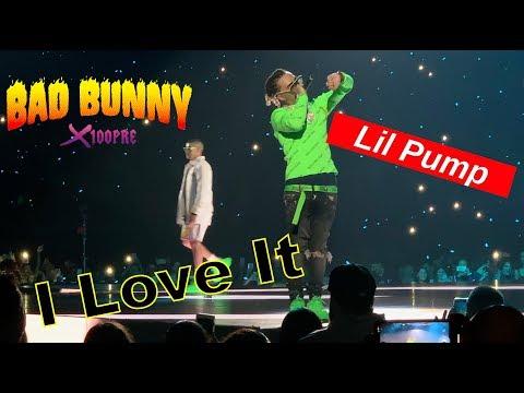 Lil Pump X Bad Bunny -