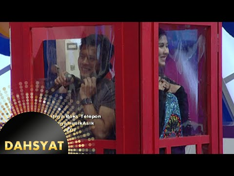 Main games box telepon, Syahnaz seneng satu box sama Ariel 'Noah' [Dahsyat] [17 Nov 2015]