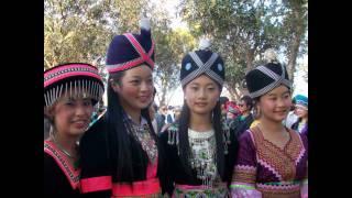 Kab Nqag Vag - Koj Nyob Qhov Twg (Hmong Luang Prabang new year)