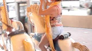Suzette Rides a Pony!