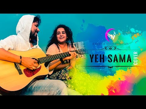 Yeh Sama Sama Hai Ye Pyar Ka (Cover) | Kolkata Videos ft. Jannabi Das & Kunaal Biswas