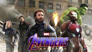 Avengers 4 Endgame OFFICIAL Trailer 2 THE MAIN TRAILER MAJOR UPDATE REVEALED!