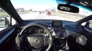 mqdefault 2016 Lexus Nx 200t F Sport Wr Tv Pov Night Drive