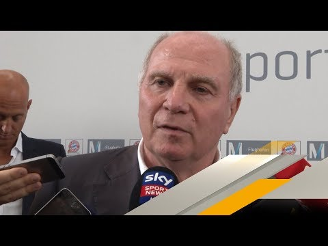 Lewandowski-Kritik: Das sagt Uli Hoeneß   SPORT1