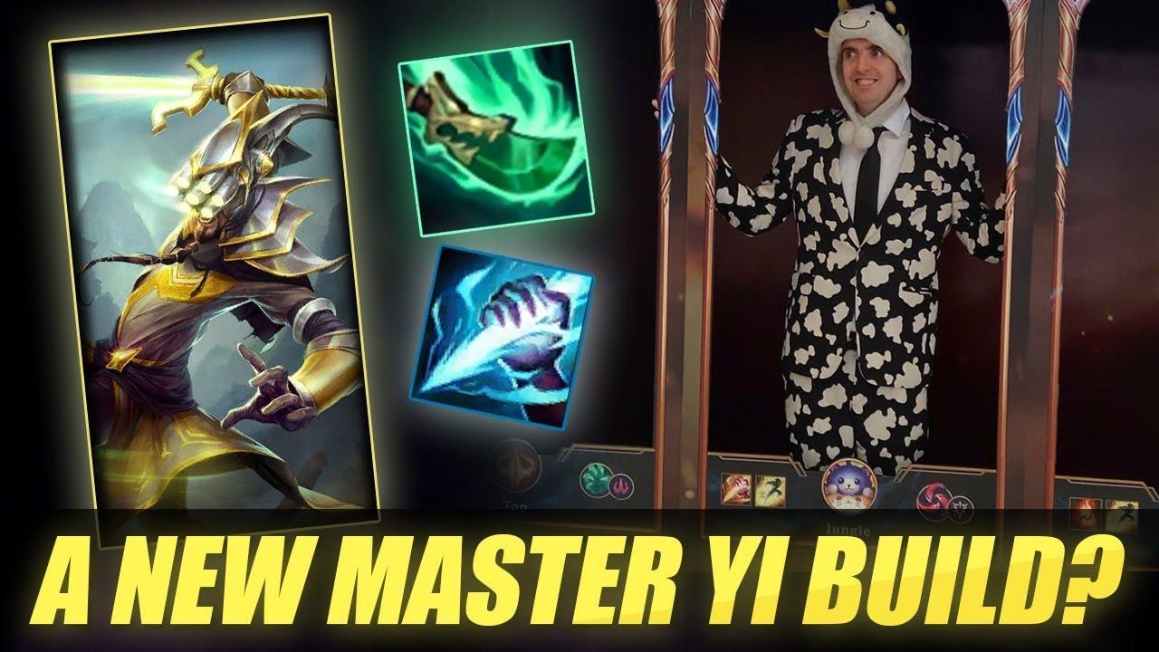 master yi build