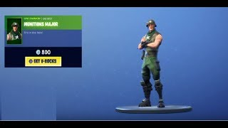 FORTNITE ITEM SHOP LIVE COUNTDOWN! MARCH 10TH - New Skins, Emotes and MORE!!!