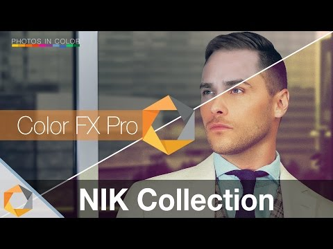 Nik Collection Tutorial - Part 6 - Color FX Pro Photoshop and Lightroom Plugin