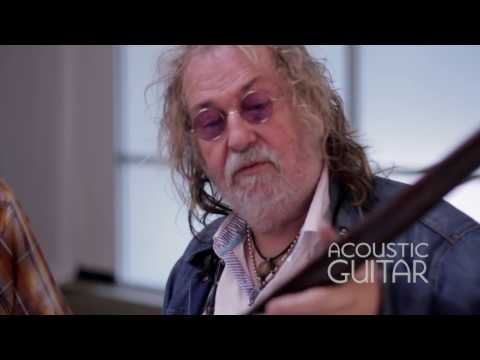 Acoustic Guitar Sessions: Ray Wylie Hubbard