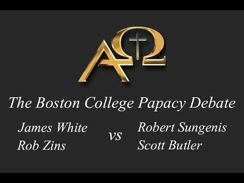 The Boston College Papacy Debate - 1995