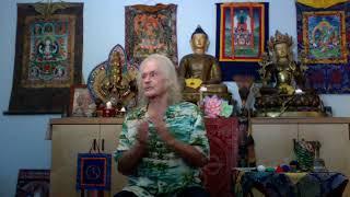 2-20-2020  Chenrezig, Manjushri, and Vajrapani practice