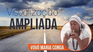 VISUALIZAÇÃO AMPLIADA   Vovó Maria Conga