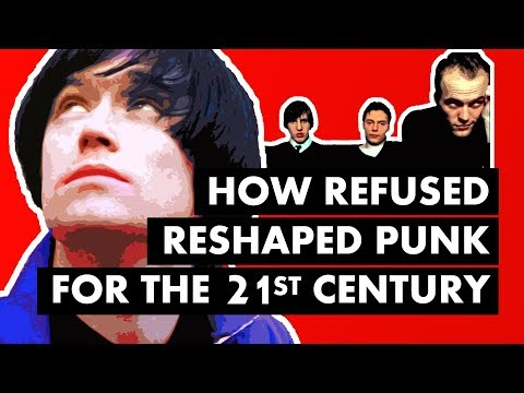 How Refused Reshaped Punk For The 21st Century