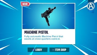 "NEW ""Machine Pistol"" Coming Soon! // 2500+ Wins // Use Code: byArteer (Fortnite Battle Royale LIVE)"
