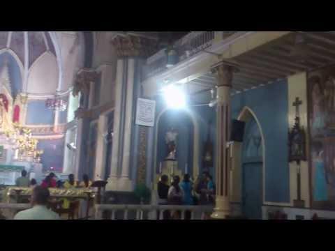 Inside View Of Mount Mary Church at Bandra - Mumbai