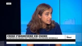 Crise financière en Chine : l