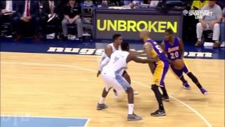 Amazing NBA Crossovers with beat drops (HD)