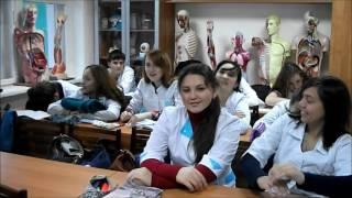 Студенческая жизнь медиков Молодые Таланты 2015 группа 1ФЕ