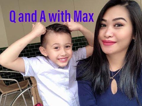 Q And A With My Step Son ( Hubungan Antara Ibu Tiri Dan Anak Tiri )