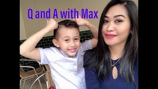 Download lagu Q and A With My Step Son MP3