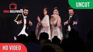 UNCUT - Mubarakan Sangeet Special Event | Anil kapoor, Arjun Kapoor,, Ileana D'Cruz, Athiya Shetty