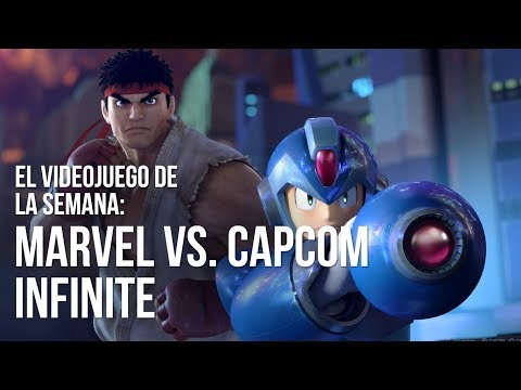 Marvel vs. Capcom Infinite Análisis / Review: ¿Mejor que Tekken 7 e Injustice 2?