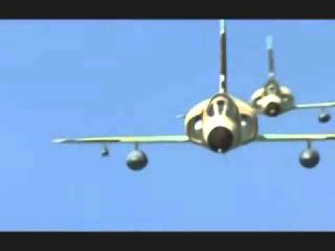 Crazy Egyptian Pilot against Israeli Ace 1973 war (see the description)