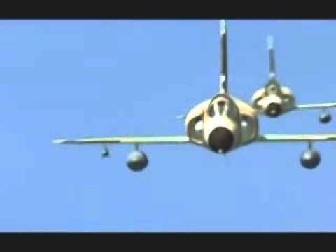 Crazy Egyptian Pilot against Israeli Ace 1973 war (see the description)