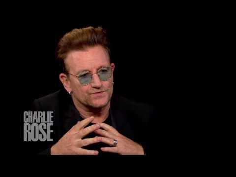 "Bono: Trump has ""hijacked the party"" (Sept 20, 2016) | Charlie Rose"