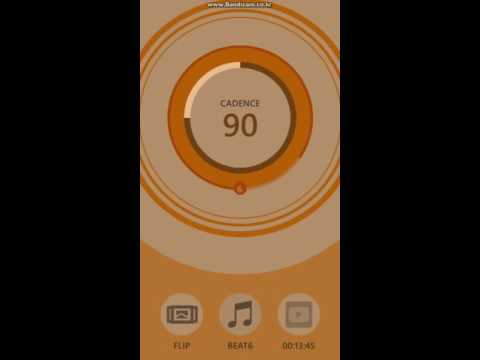 Cadence Clock for Cycling - Free