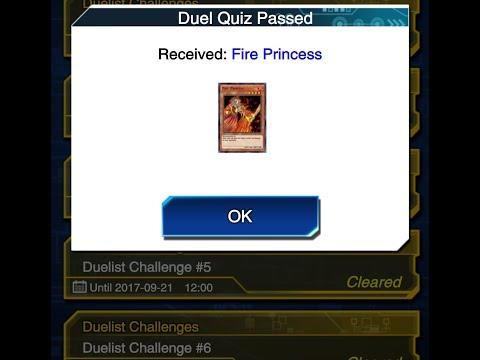 Yu-Gi-Oh! Duel Links : Duelist Challenge 6.