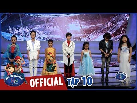 VIETNAM IDOL KIDS 2017 - TẬP 10 - GALA 5 - FULL HD