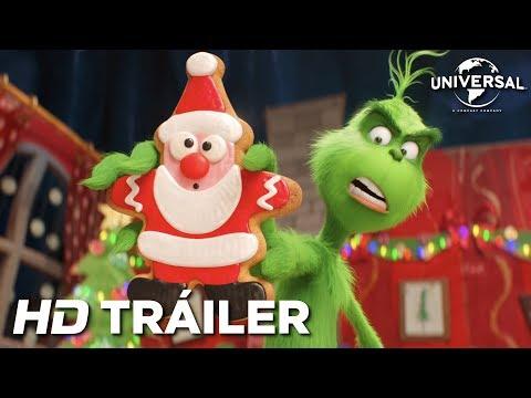 'El Grinch' llega a los cines
