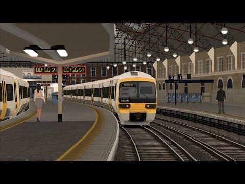 Train Simulator 2017 | Orpington - London Victoria (Class 465)