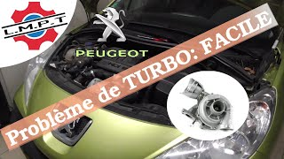 1.6 Hdi Probleme de TURBO = FACILE