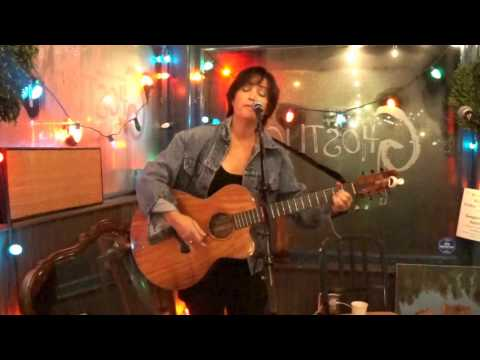 Jayne Sachs   At Ghostlight Coffee Songwriters Solstice  2016