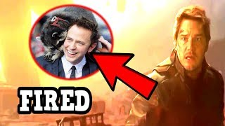 James Gunn FIRED By Marvel! It Will Affect Avengers 4 & Guardians Of The Galaxy Volume 3